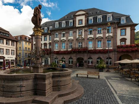 ◇◎ハイデルベルク:市庁舎