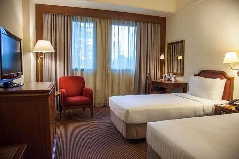 シンガポール:ジ エリザベス - ア ファー イースト ホテル 客室一例