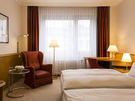 ベルリン:ケンピンスキー ホテル ブリストル ベルリン 客室一例