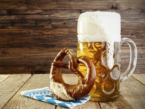 ◇ドイツ:名物のビールとプレッツェル