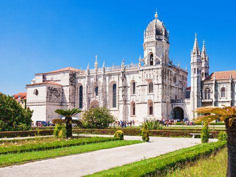 ◇リスボン:ジェロニモス修道院 外観