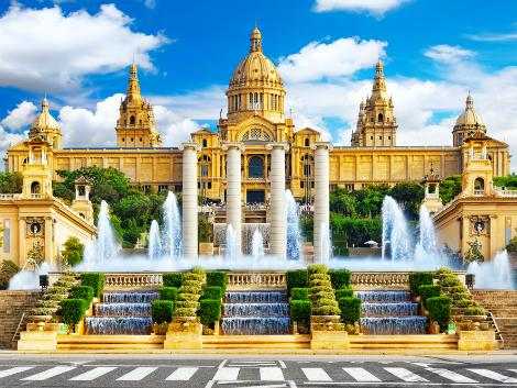 ◇◎バルセロナ:カタルーニャ美術館