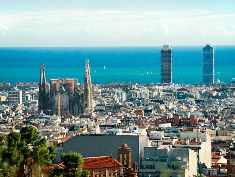 ◇◎バルセロナ:街並み