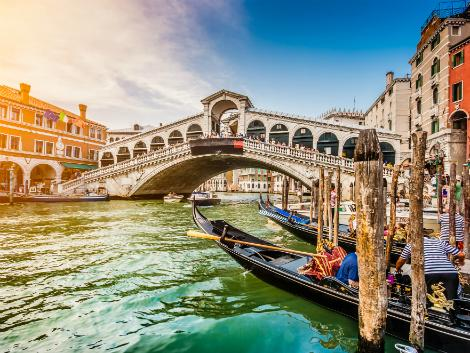 ◇ベネチア:リアルト橋