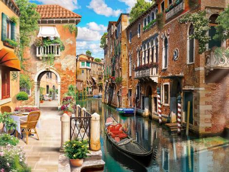 ◇ベネチア:ベネチアの街角