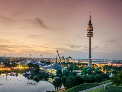 ◇◎ミュンヘン:オリンピアパーク