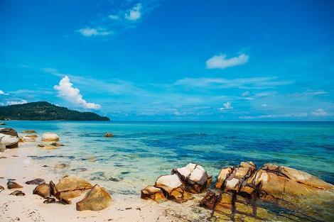 フーコック島:ビーチ