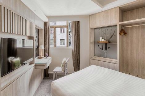 香港:スタンフォード ヒルビュー 客室一例