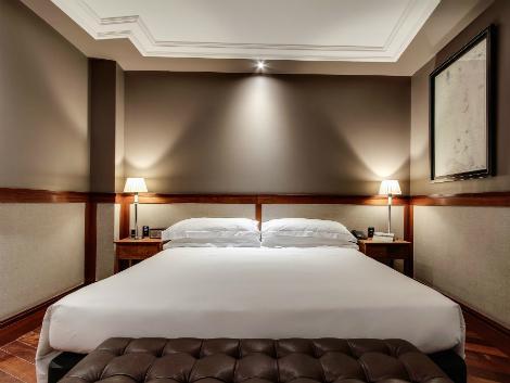 バルセロナ:ホテル 1898 客室一例