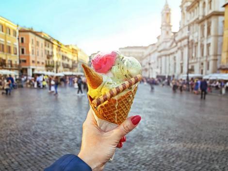 ◇イタリア:イタリアンジェラート