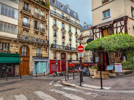 ◇パリ:街角