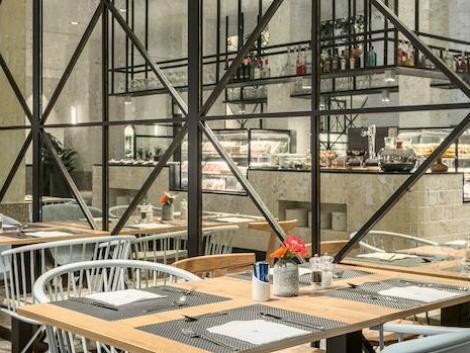 アムステルダム:NH シティ センター レストラン