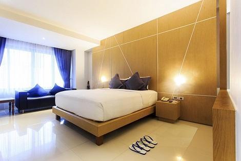 サムイ島:チャウエン コーブ リゾテル 客室一例