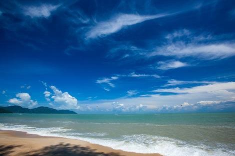 ペナン島:バトゥフェリンギビーチ
