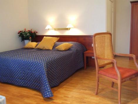 ブルージュ:ローゼンバーグ ホテル 客室一例