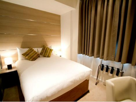 ロンドン:ザ ウェスレー 客室一例