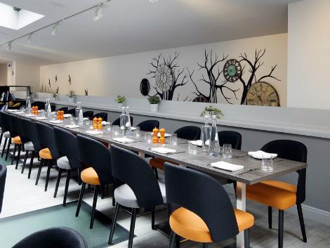 ロンドン:ザ ウェスレー レストラン