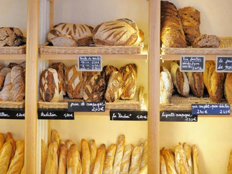 ◇パリ:パン屋さん巡りもおすすめ