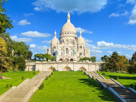 ◇◎パリ:サクレ・クール寺院