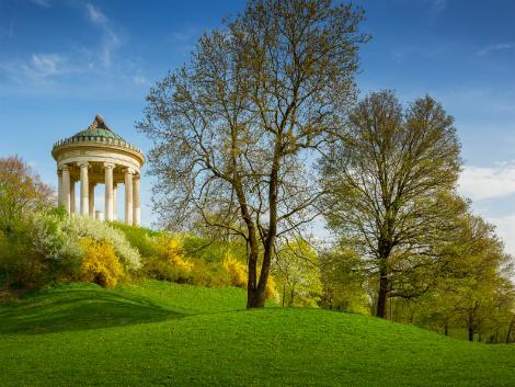 ◇ミュンヘン:イギリス式庭園