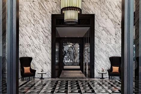 バンコク:モーベンピック ホテル スクンビット 15 ロビー