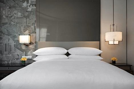 バンコク:JWマリオット ホテル バンコク 客室一例