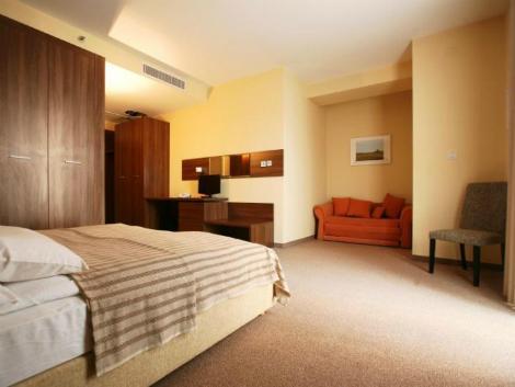 ザグレブ:ホテル スリシュコ 客室一例