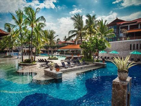 ハードロック ホテル バリ プール イメージ