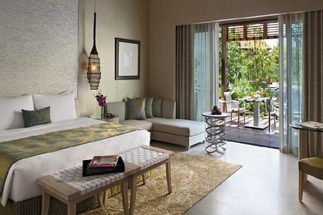 セントーサ島:ビーチ ヴィラ 客室一例