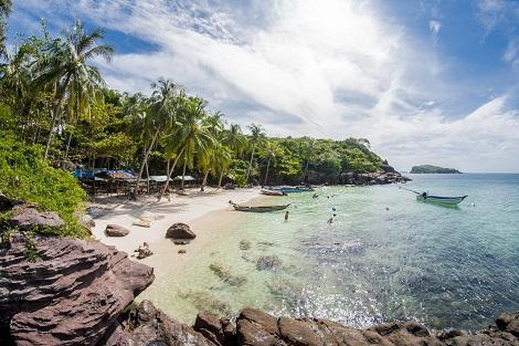 フーコック島:風景
