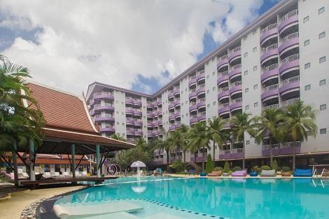メルキュール ホテル パタヤ 外観