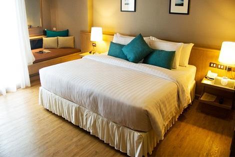 アヤ ブティックホテル 客室
