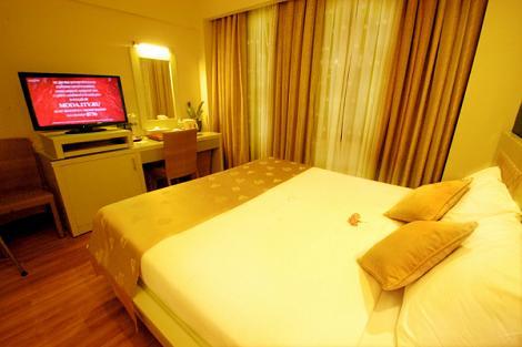 アジア パラダイス ホテル 客室