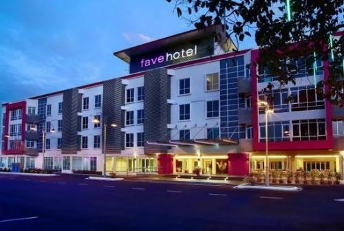 ランカウイ:フェイブホテル セナン ビーチ 外観