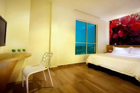 ランカウイ:フェイブホテル セナン ビーチ 客室一例