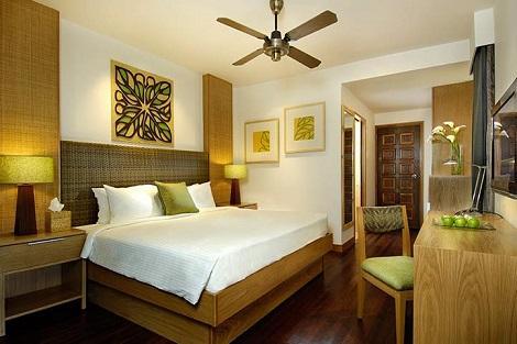 ランカウイ:ベルジャヤ ランカウイ リゾート 客室一例