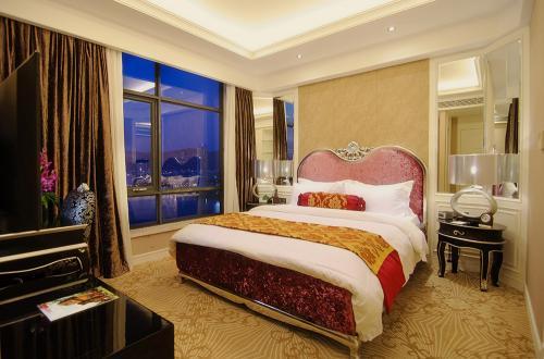 ブリリアントホテル:2ベッドルームスイートアパートメント