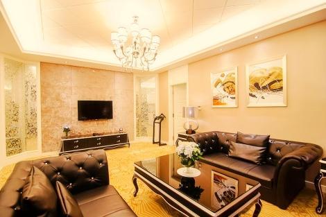 ブリリアントホテル ダナン:2ベッド スウィート アパートメント