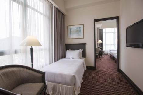 ベルジャヤ ペナン ホテル 客室一例