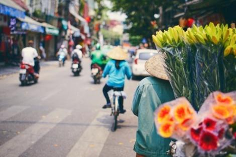 ハノイ:旧市街