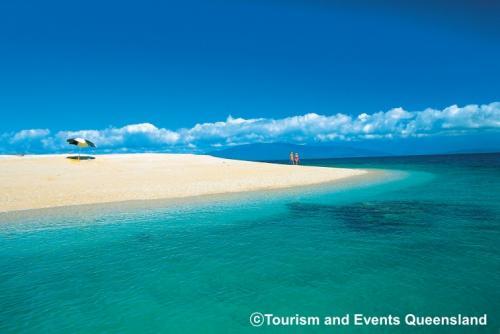 フランクランド島 キレイな海