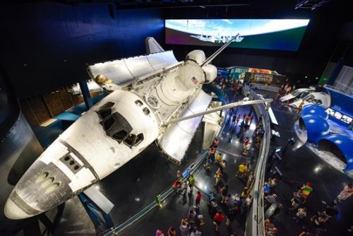 ケネディ宇宙センター(イメージ)