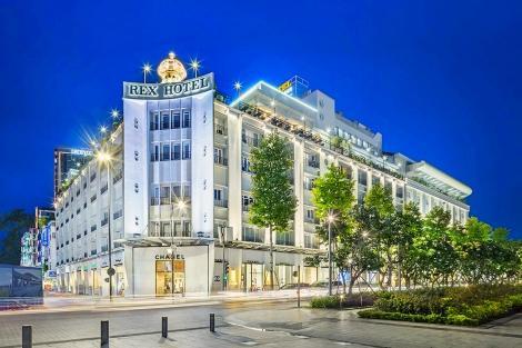 レックス ホテル ホーチミン:外観イメージ