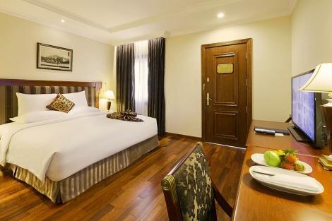 レックス ホテル ホーチミン:客室イメージ