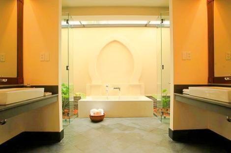 ダナン:プルクラ リゾート ダナン プールガーデンヴィラ バスルーム イメージ