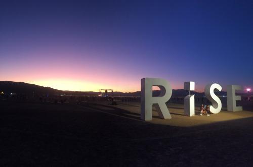 世界最大級のランタンフェスティバル「RISE」(イメージ)