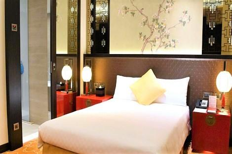台北:ザ グランド ホテル 客室一例