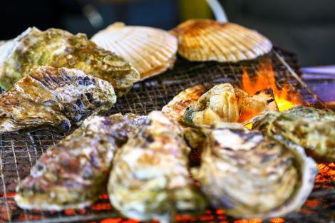 札幌:新鮮な魚介を楽しめる二条市場