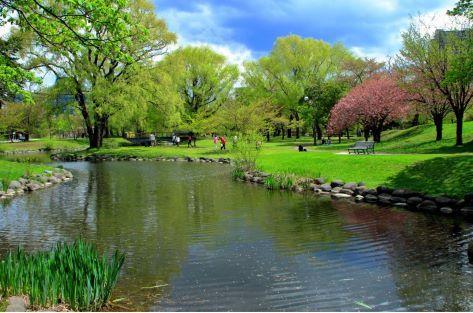 札幌:中島公園