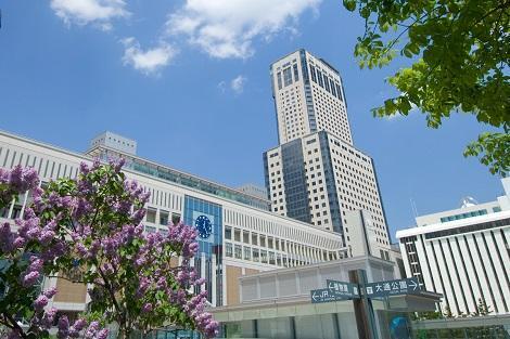 札幌: JRタワーホテル日航札幌 外観 画像提供/JRタワーホテル日航札幌